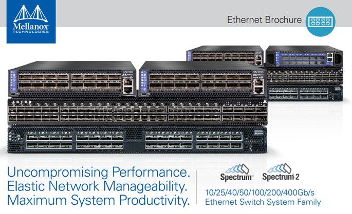 Mellanox Technologies partner - Ethernet switch system family brochure