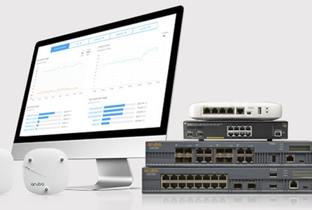 Aruba Networks silver partner - Cloud Managed Networking from Aruba Networks