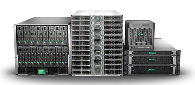 Prodec Networks | HPE Servers