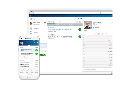 Unified communications - MiCloud application
