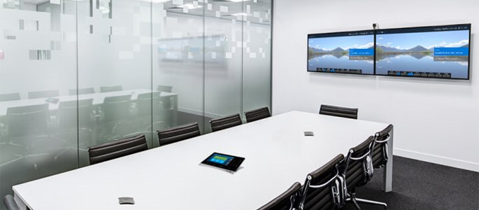 Video conferencing | StarLeaf being used across multiple devices