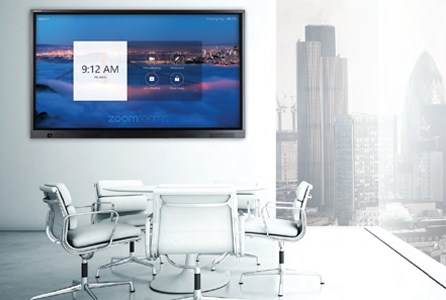 Interactive screens - Avocor meeting room example
