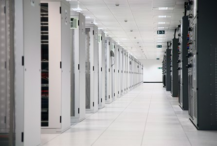 Hosted - A Prodec data centre