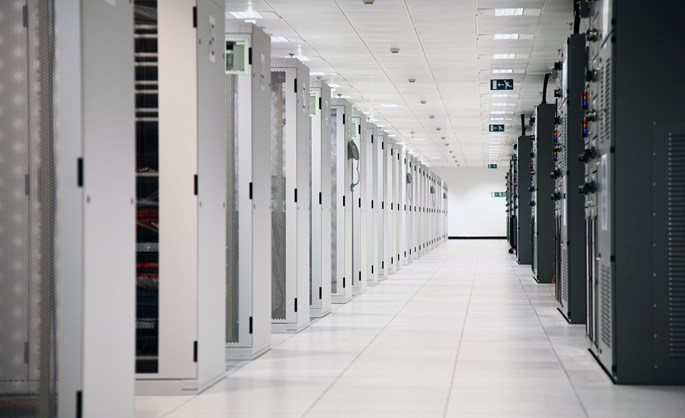Infrastructure as a service - A Prodec data centre