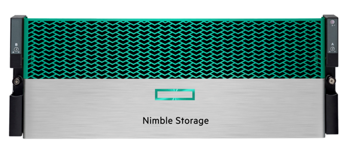 Reading based HPE silver partner - HPE nimble storage