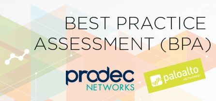 Prodec Networks to offer Palo Alto Networks customers a free